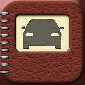 Vehicle Logbook App Icon